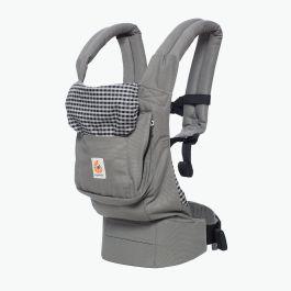 Ergobaby Original Baby Carrier: Steel Plaid