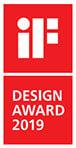 iF-Design Award Siegel